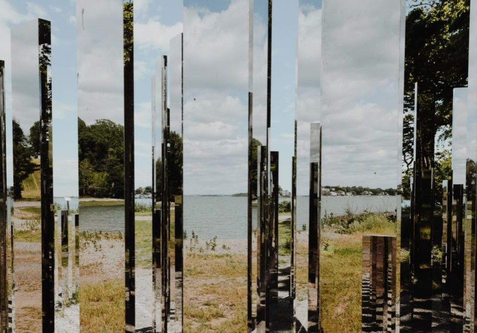 mirrors in field view